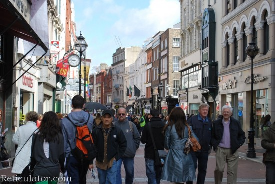 Grafton Street, Dublin